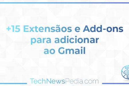 15 Extensãos e Add-ons para adicionar ao Gmail