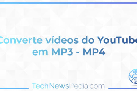 Converte vídeos do YouTube em MP3 - MP4