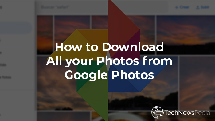 download all your photos from google