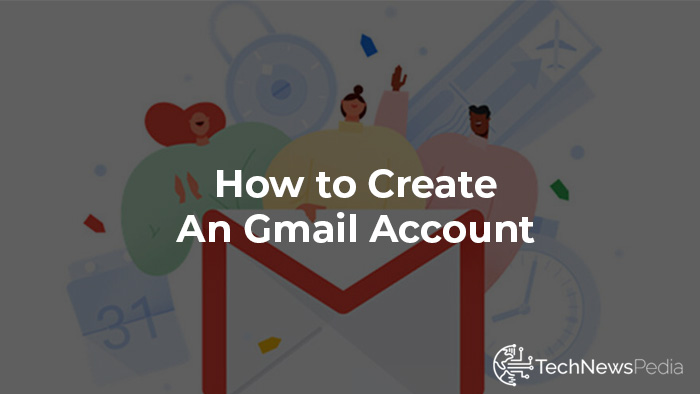 How to create an email account…