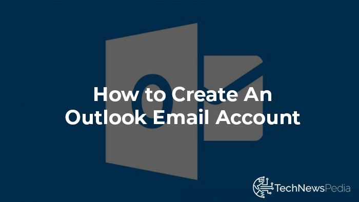 how to create an outlook account