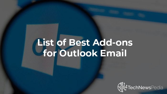 list of addons outlook email