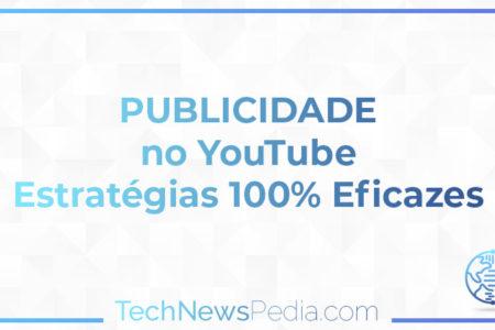 publicidade no youtube