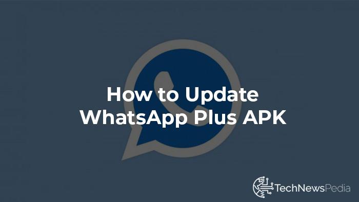 update whatsapp plus