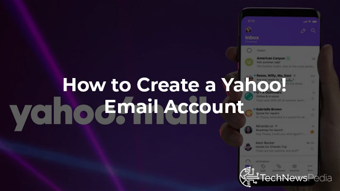 Create Yahoo! account