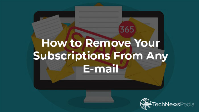 Remove Subscriptions From any Email