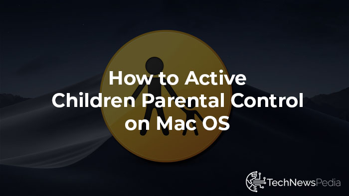 children parental control on macos