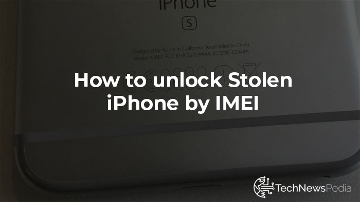 How to unlock a stolen iPhone…