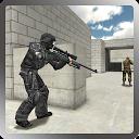 Shooting war with firearm