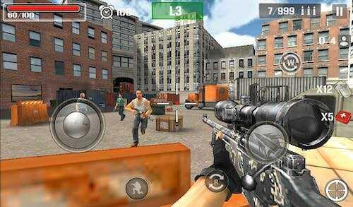 shoot gun killer hunter