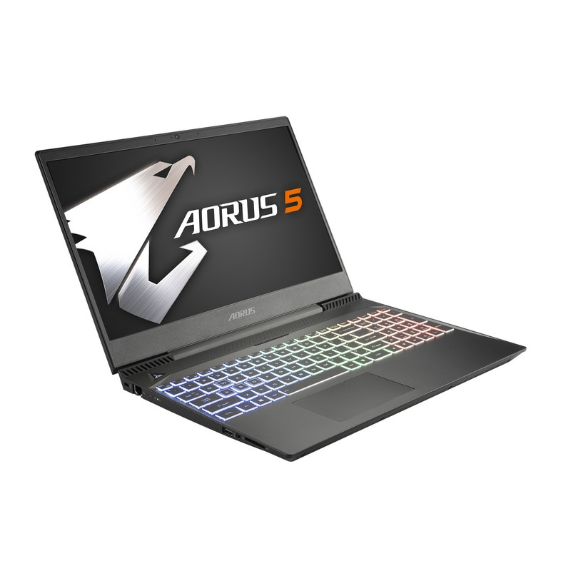 GIGABYTE Introduces Its New Family of AORUS Laptops
