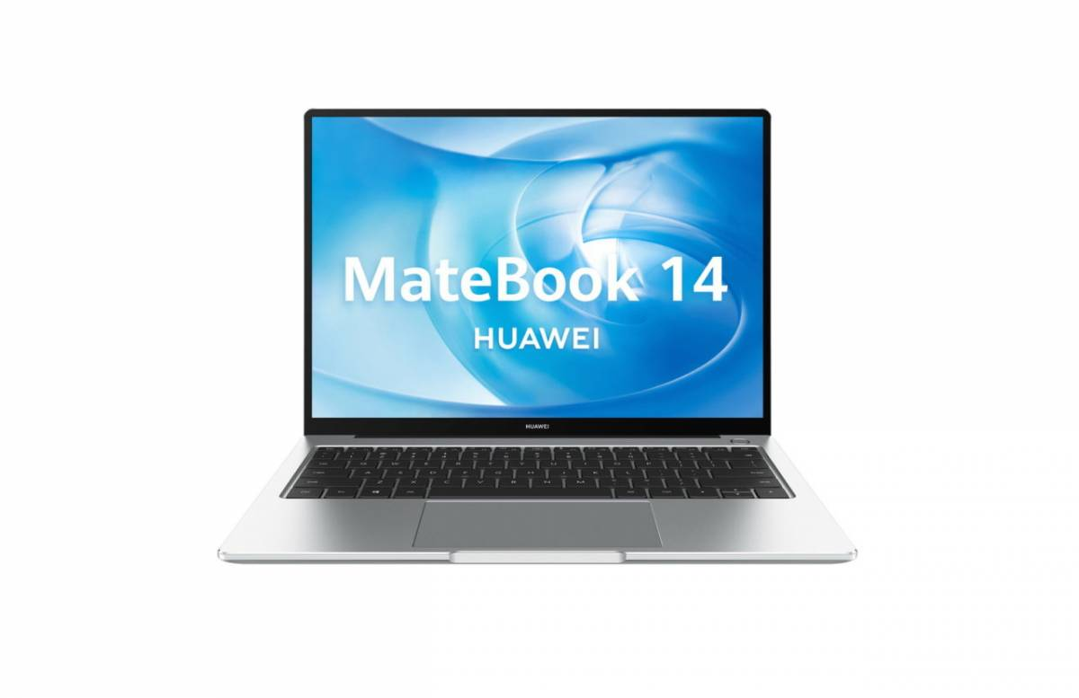 Huawei's new laptop, the MateBook 14, arrives in Spain