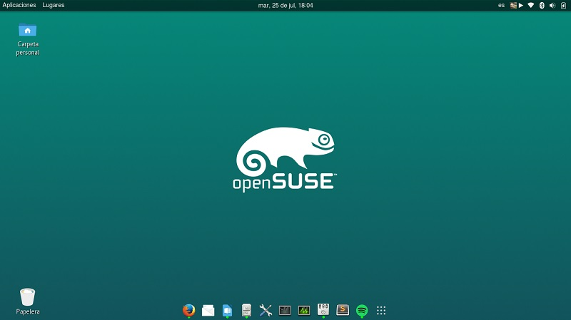 openSUSE operating system