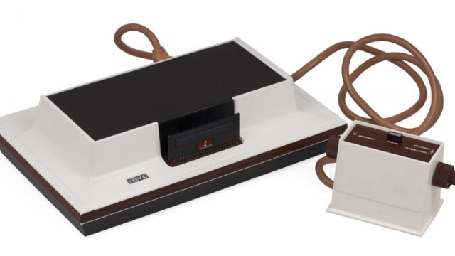 Magnavox first video game console