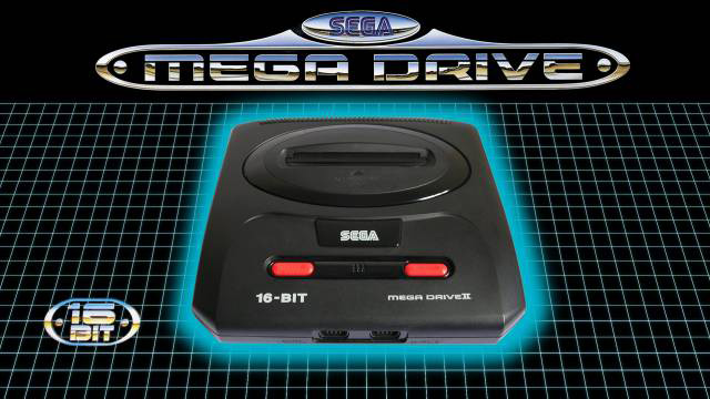 Sega Mega Drive 16Bits