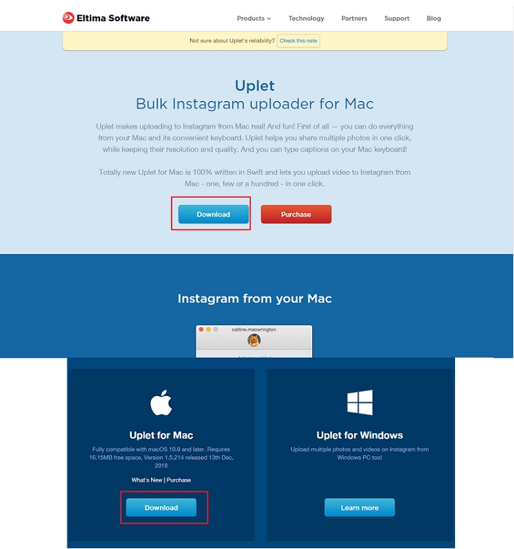 UPLOAD Photos and Videos to Instagram…