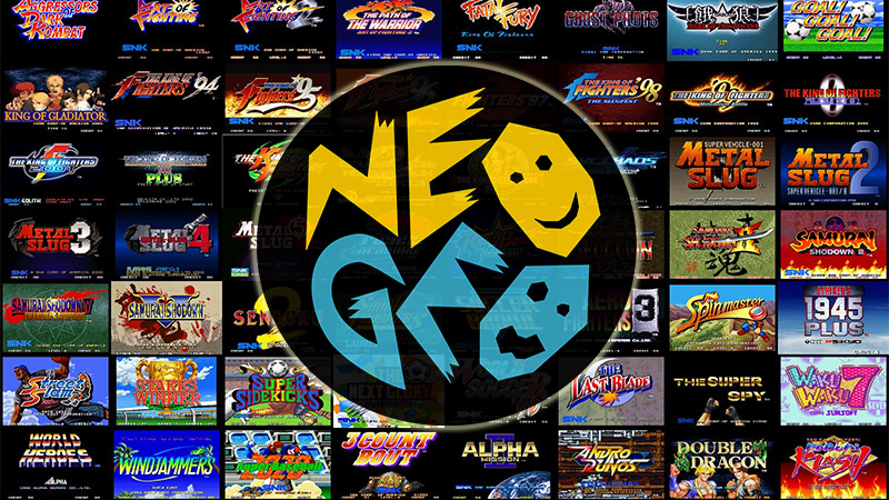 5 Legendary Neo Geo Games to Play on Your Mac