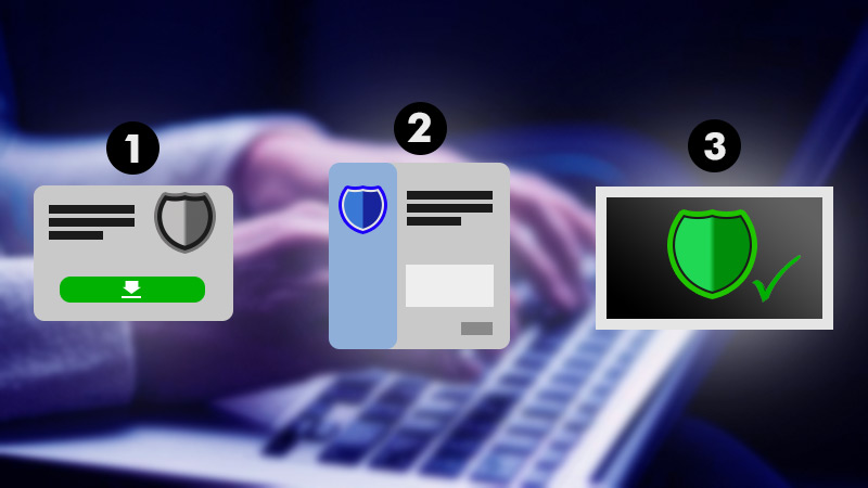 How to install an antivirus on your computer with MacOS