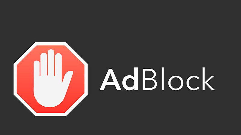 Install ad blocker