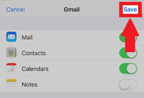 How to import the numbers saved in Google to my new iPhone so as not to lose my contacts when changing mobile