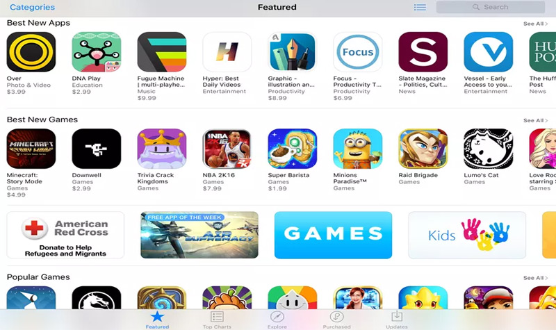 List of Best Banned Apps from iOS Apple Store