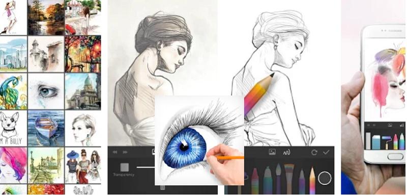 PaperDraw: Drawing, Sketchbook