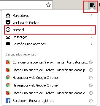 History-in-Mozilla