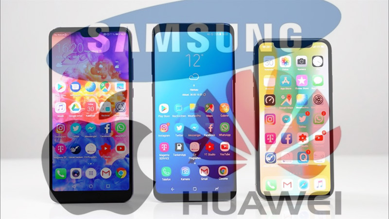 List of exclusive codes of the main mobile manufacturers
