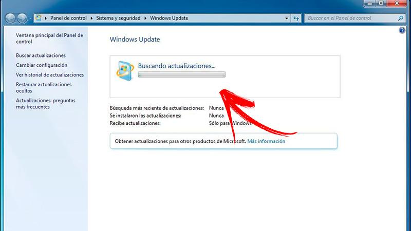 Learn step by step how to eliminate Windows Update infinite loop error in Windows 8