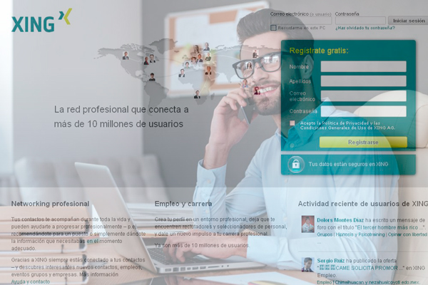 Tips to create a professional profile in Xing that enhances your job opportunities around the world