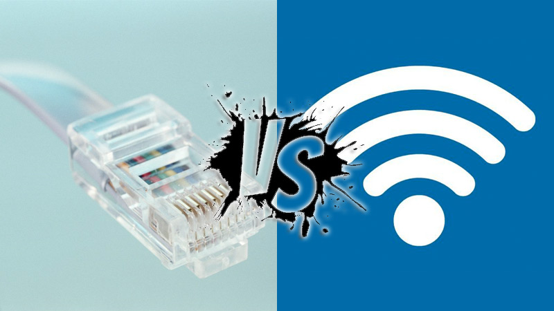 Ethernet vs WiFi What is the best and fastest Internet connection I can use?