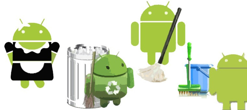 List of the best applications to free up space on your Android mobile