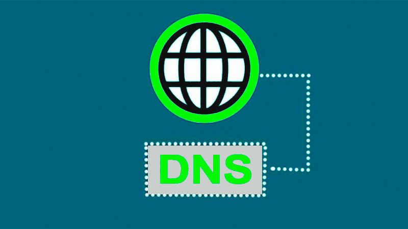 Choose other DNS