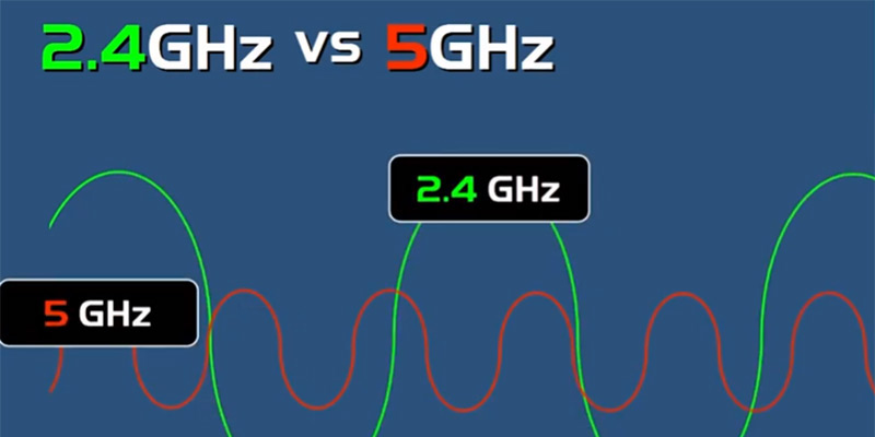 2.4GHz Wi-Fi vs 5GHz Wi-Fi, which is better and how are they different?