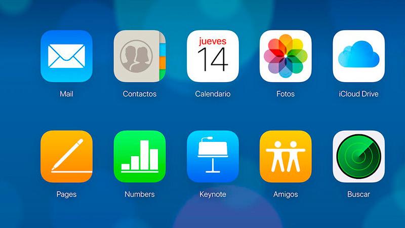 Manage iCloud backup