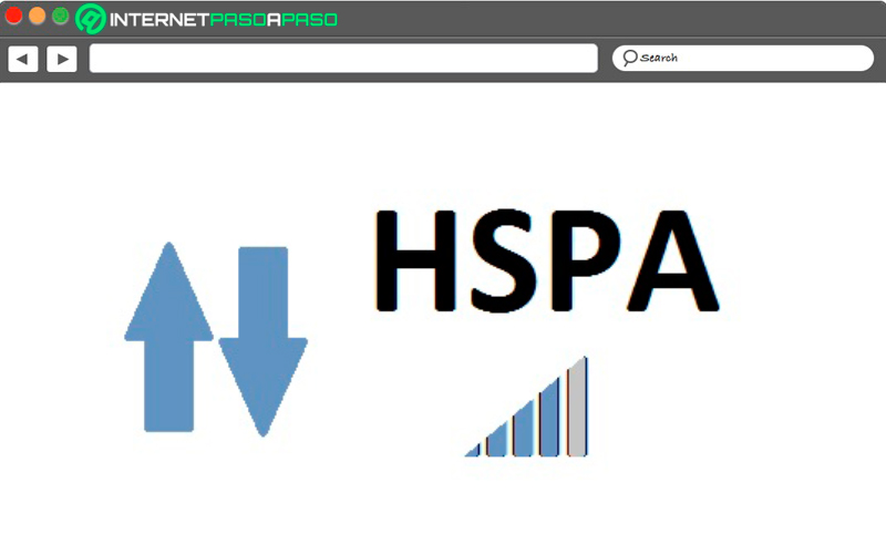 What is HSPA and what is this technology for in telecommunications?