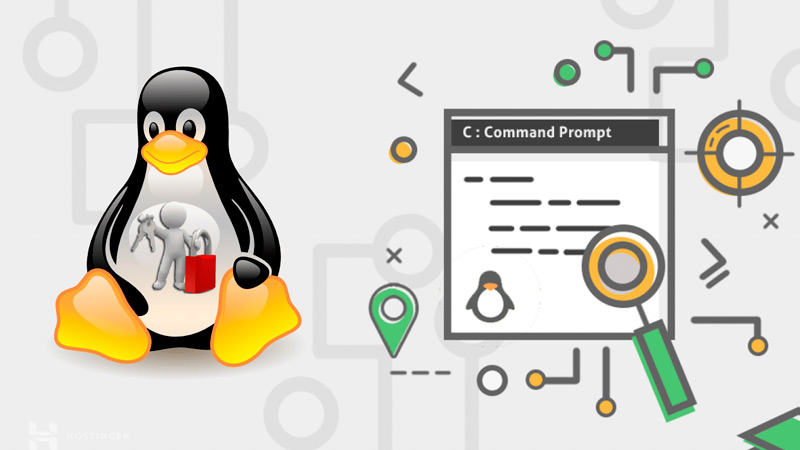 What are Linux operating system commands and what are they for?