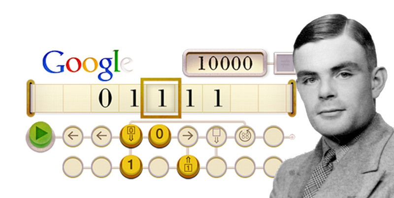 Alan Turing Algorithms