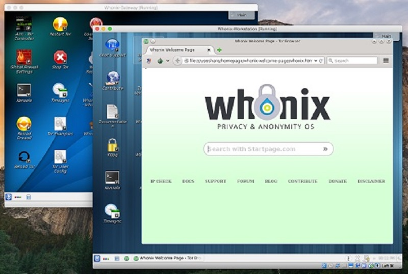 Whonix  What is it? + Features…