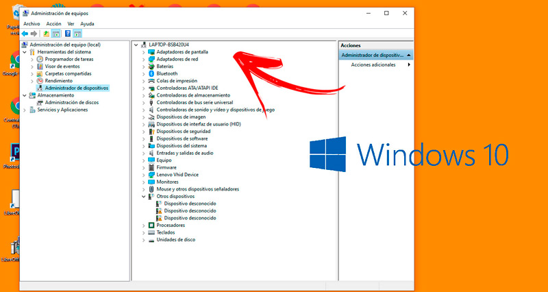 Learn step by step how to update the drivers of your devices connected to Windows 10