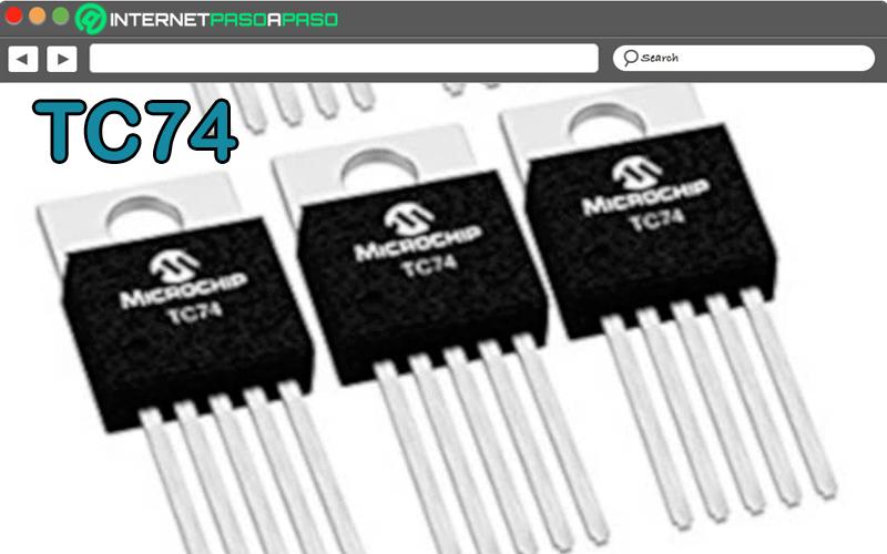 Arduino TC74 temperature sensor