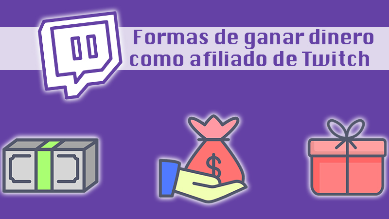 Ways to earn money as a Twitch affiliate