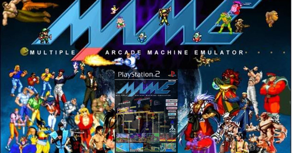 MAME Multiple Arcade Machine Emulator
