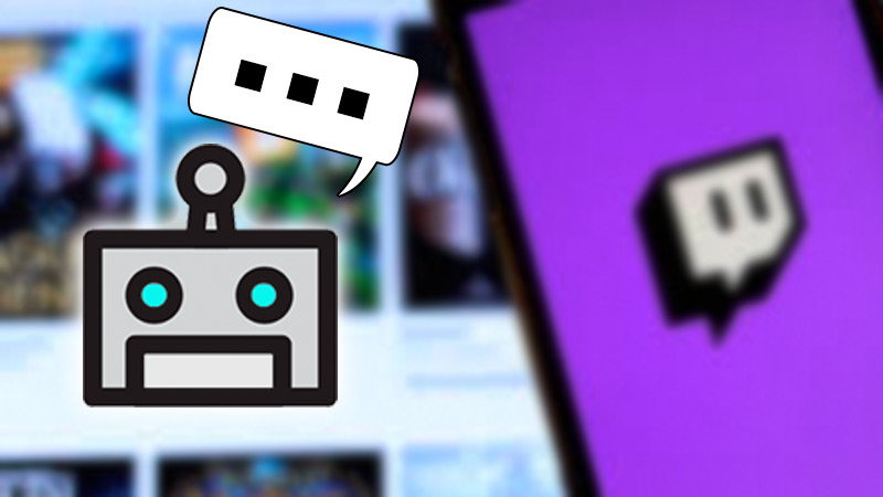 Learn step by step how to use a bot on Twitch to manage your video chats