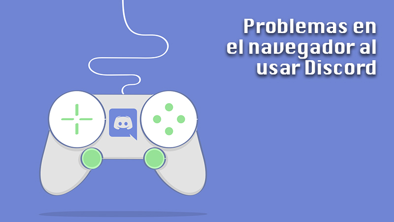 Browser problems using Discord