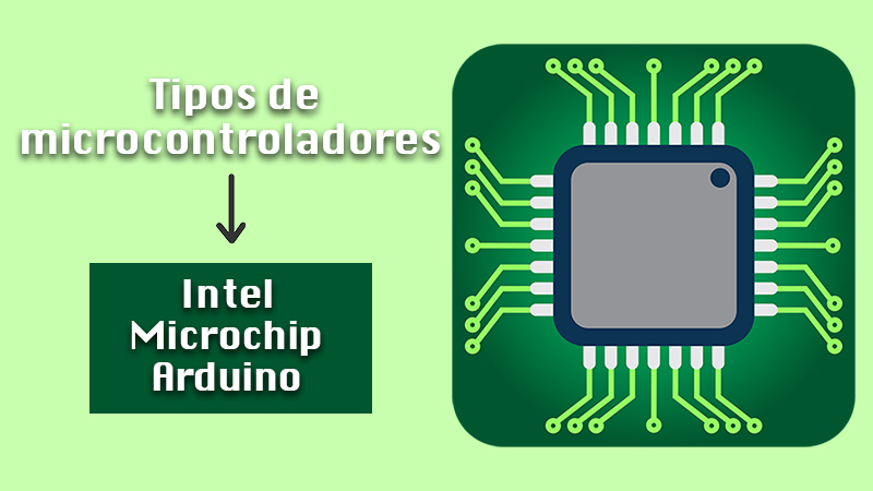 Types of microcontrollers What are the most used in computers and electronics?