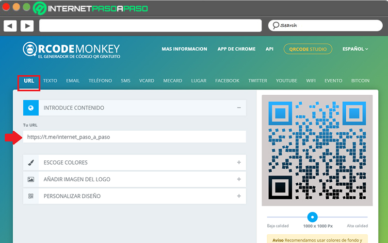 Qrcode-monkey.com