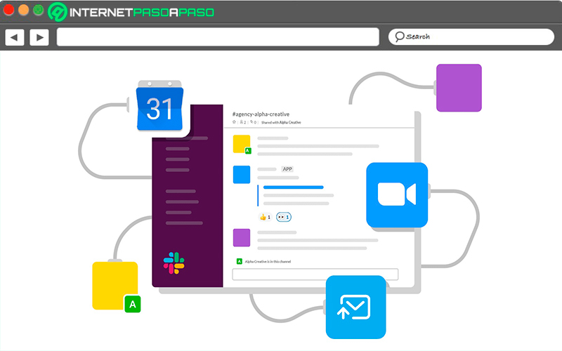 Learn step by step how to share documents of all kinds with your colleagues in Slack