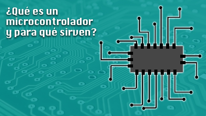 What is a microcontroller and what are these components for?