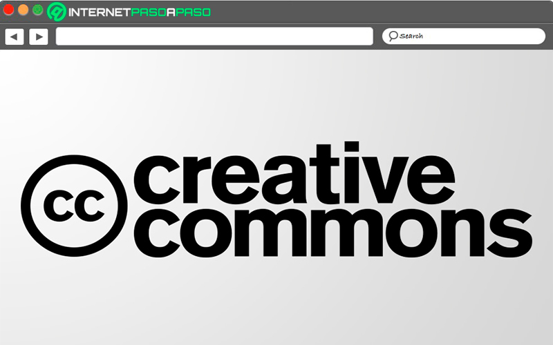 What is a Creative Commons content license and what is it for?